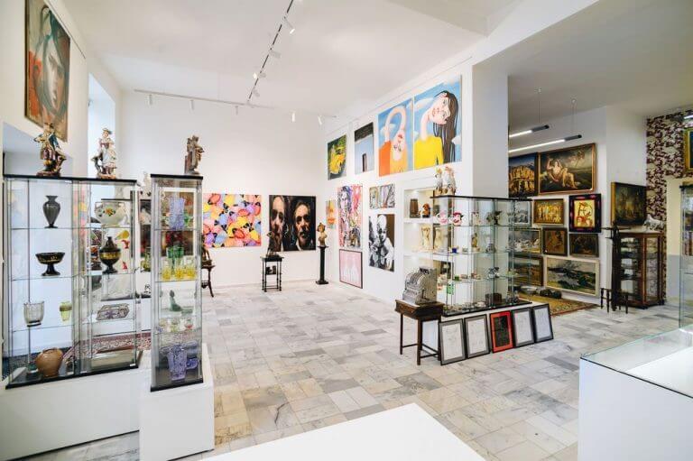 Galerie Graciano 1