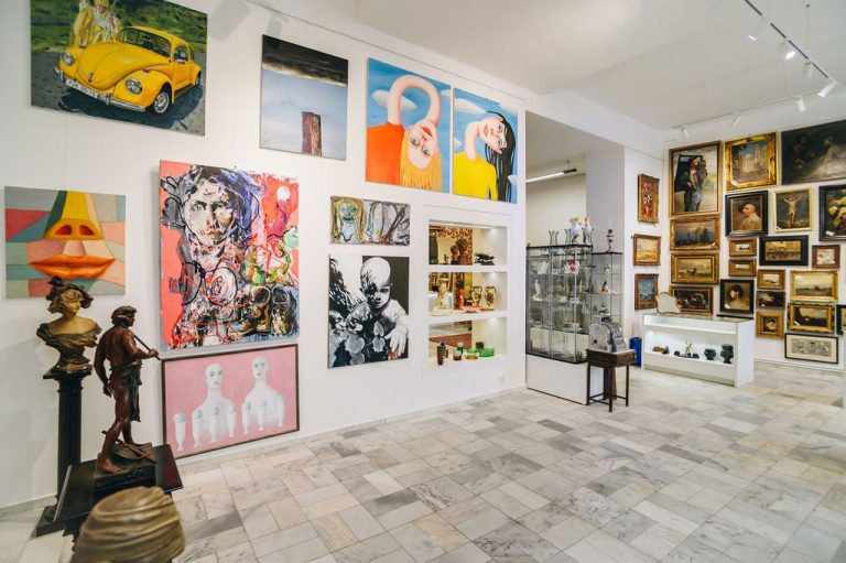 Galerie Graciano 2