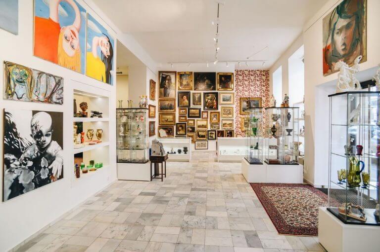 Galerie Graciano 3
